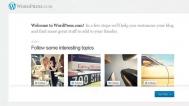 Skapa en gratisblogg på Wordpress.com